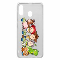 Чохол для Samsung A30 Cute characters toy story