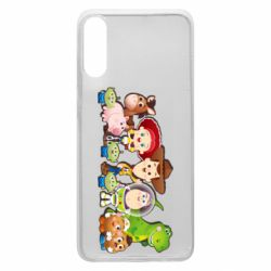 Чохол для Samsung A70 Cute characters toy story