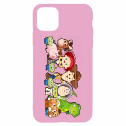 Чохол для iPhone 11 Cute characters toy story