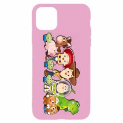 Чохол для iPhone 11 Pro Max Cute characters toy story