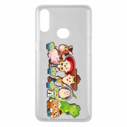 Чохол для Samsung A10s Cute characters toy story