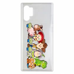 Чохол для Samsung Note 10 Plus Cute characters toy story