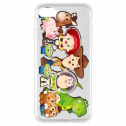 Чохол для iPhone 7 Cute characters toy story