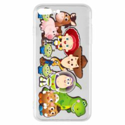 Чохол для iPhone 7 Plus Cute characters toy story