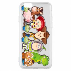 Чохол для iPhone 6/6S Cute characters toy story