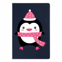 Блокнот А5 Cute Christmas penguin
