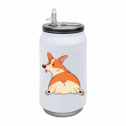 Термобанка 350ml Cute corgi