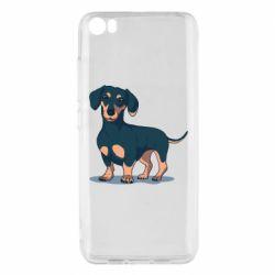 Чехол для Xiaomi Mi5/Mi5 Pro Cute dachshund
