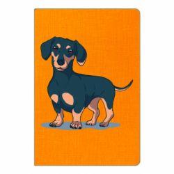 Блокнот А5 Cute dachshund