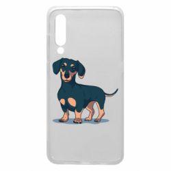 Чехол для Xiaomi Mi9 Cute dachshund