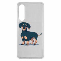 Чехол для Xiaomi Mi9 SE Cute dachshund