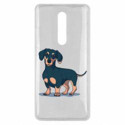 Чехол для Xiaomi Mi9T Cute dachshund