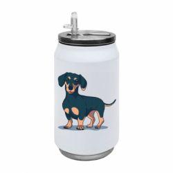Термобанка 350ml Cute dachshund