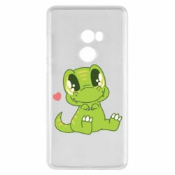 Чехол для Xiaomi Mi Mix 2 Cute dinosaur