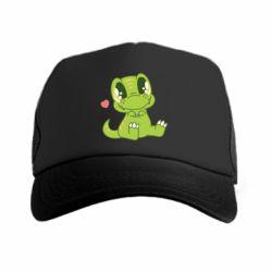 Кепка-тракер Cute dinosaur