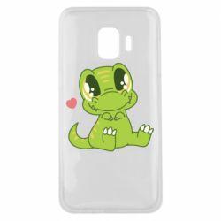 Чохол для Samsung J2 Core Cute dinosaur
