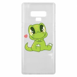 Чехол для Samsung Note 9 Cute dinosaur