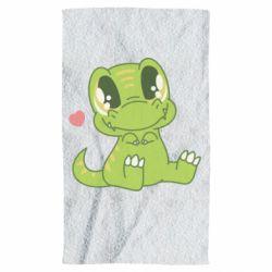 Рушник Cute dinosaur