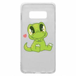 Чохол для Samsung S10e Cute dinosaur
