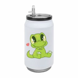 Термобанка 350ml Cute dinosaur