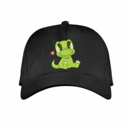 Дитяча кепка Cute dinosaur