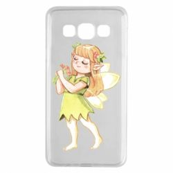 Чохол для Samsung A3 2015 Cute Fairy in watercolor style