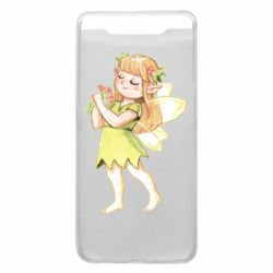 Чохол для Samsung A80 Cute Fairy in watercolor style