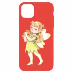 Чохол для iPhone 11 Cute Fairy in watercolor style