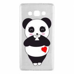 Чохол для Samsung A7 2015 Cute panda