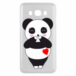 Чохол для Samsung J5 2016 Cute panda