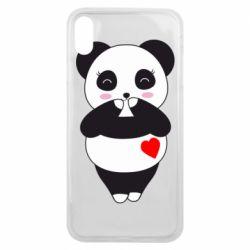 Чохол для iPhone Xs Max Cute panda