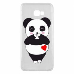Чохол для Samsung J4 Plus 2018 Cute panda
