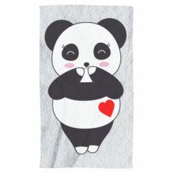 Рушник Cute panda