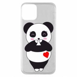 Чохол для iPhone 11 Cute panda