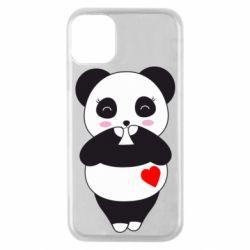Чохол для iPhone 11 Pro Cute panda