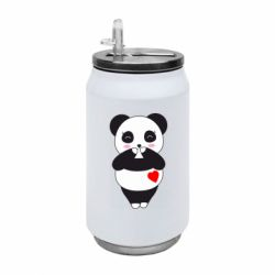 Термобанка 350ml Cute panda