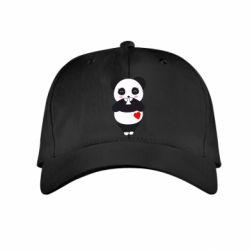 Дитяча кепка Cute panda
