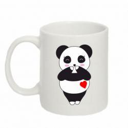 Кружка 320ml Cute panda