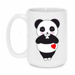 Кружка 420ml Cute panda