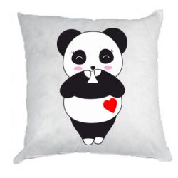 Подушка Cute panda