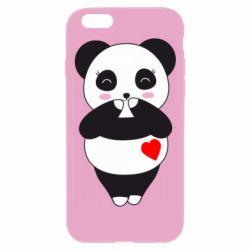 Чохол для iPhone 6 Plus/6S Plus Cute panda