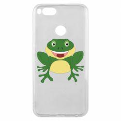 Чехол для Xiaomi Mi A1 Cute toad
