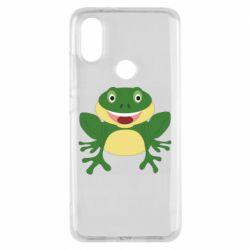 Чехол для Xiaomi Mi A2 Cute toad