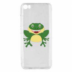 Чехол для Xiaomi Mi5/Mi5 Pro Cute toad