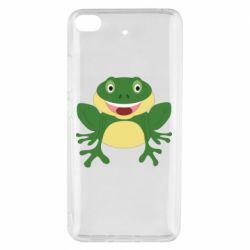 Чехол для Xiaomi Mi 5s Cute toad