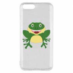 Чехол для Xiaomi Mi6 Cute toad