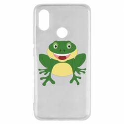 Чехол для Xiaomi Mi8 Cute toad