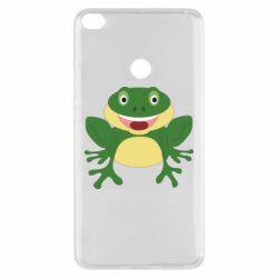 Чехол для Xiaomi Mi Max 2 Cute toad
