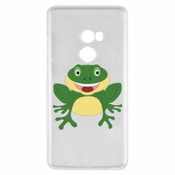 Чехол для Xiaomi Mi Mix 2 Cute toad