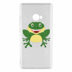 Чехол для Xiaomi Mi Note 2 Cute toad